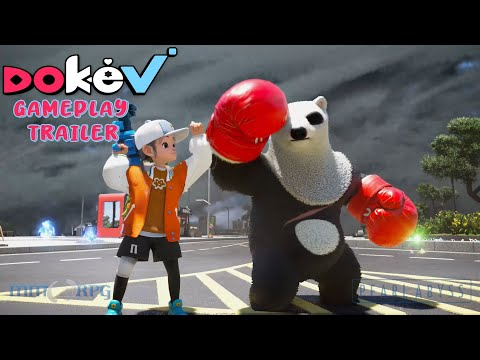 dokev-gets-a-new-gameplay-trailer,-complete-with-kpop,-creatures-and-more