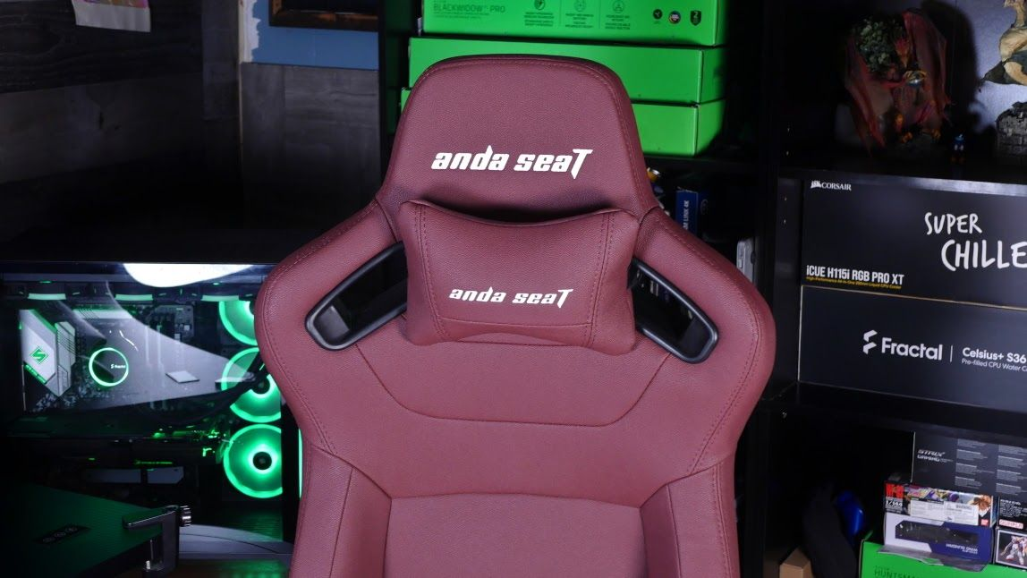 andaseat-kaiser-2-series-review