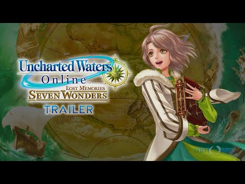 uncharted-waters-online-releases-their-'first-official-trailer'